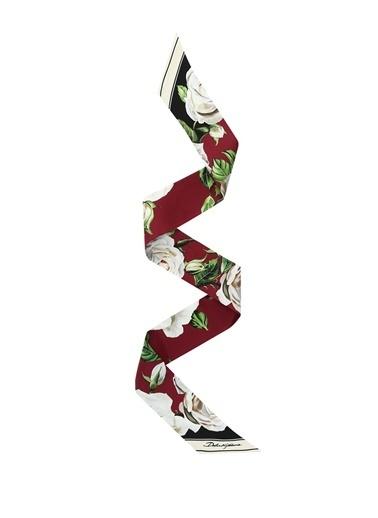 Dolce&Gabbana Fular Pembe